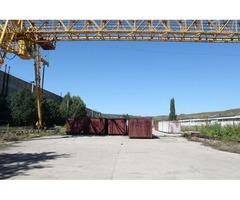Продам складскую базу 4500м2