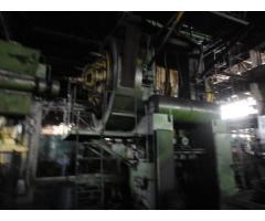 Пресс кривошипный горячештамповочный КВ8544