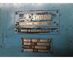 Skoda W200H горизонтально-расточной станок