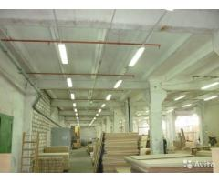 Производственное помещение 500кв.м.
